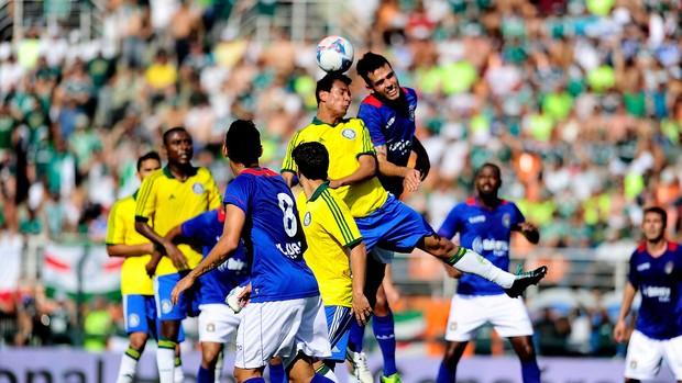 Palmeiras São Caetano série B (Foto: Marcos Ribolli / Globoesporte.com)
