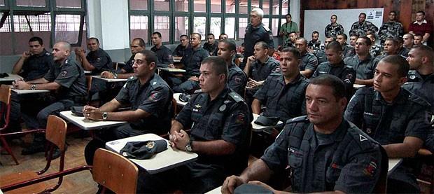 PM espera reforçar quadro de oficiais (Foto: Canindé Soares)