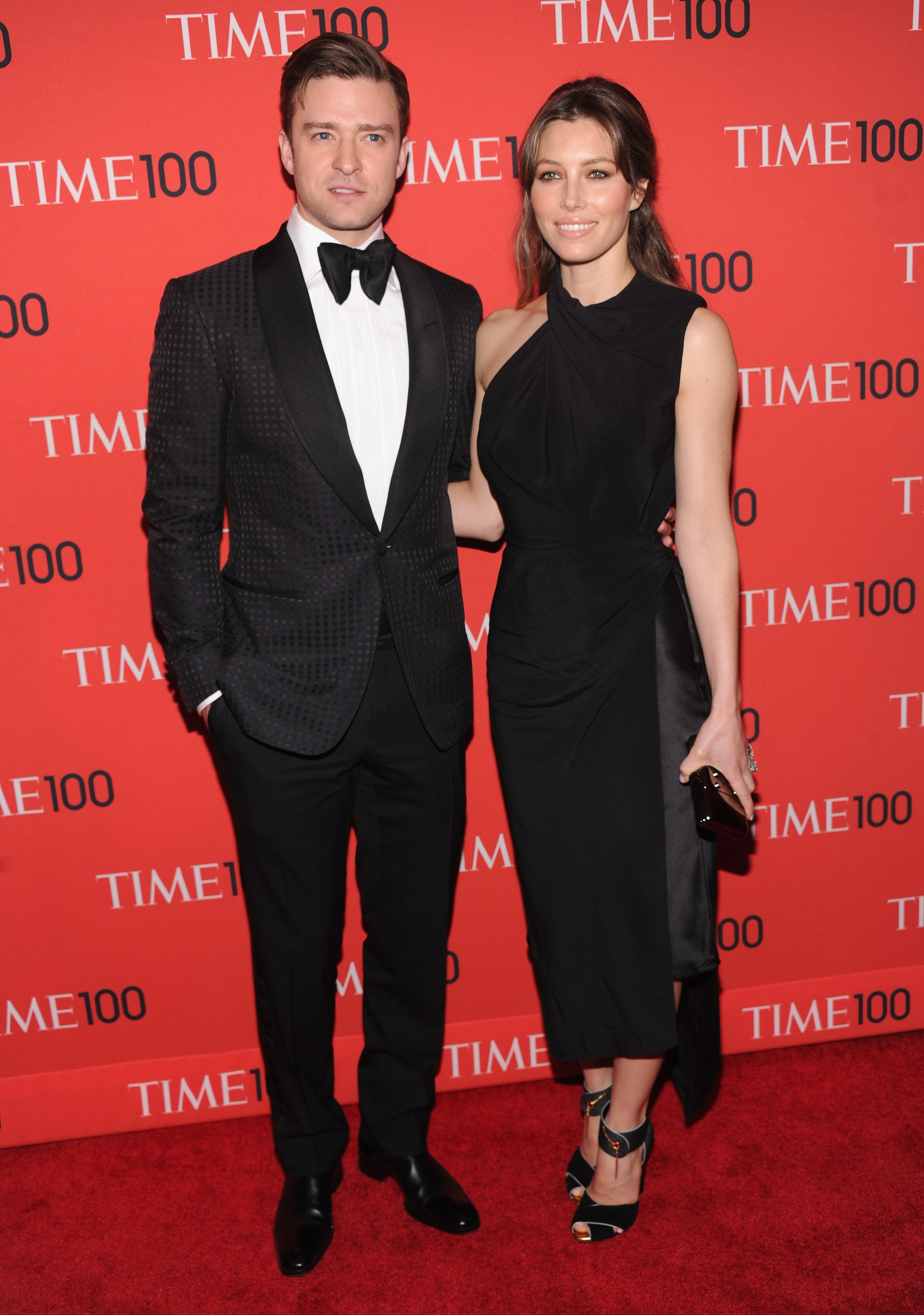 Timberlake se casou com a atriz Jessica Biel em outubro de 2012, na Itália, depois de cinco anos de namoro.  (Foto: Getty Images)