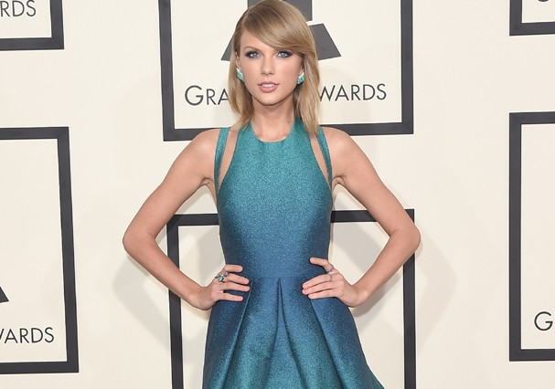Taylor foi indicada nas principais categorias do Grammy Awards (Foto: Getty Images)