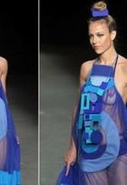 Atrizes ganham até R$ 10 mil para conferir desfiles do Fashion Rio