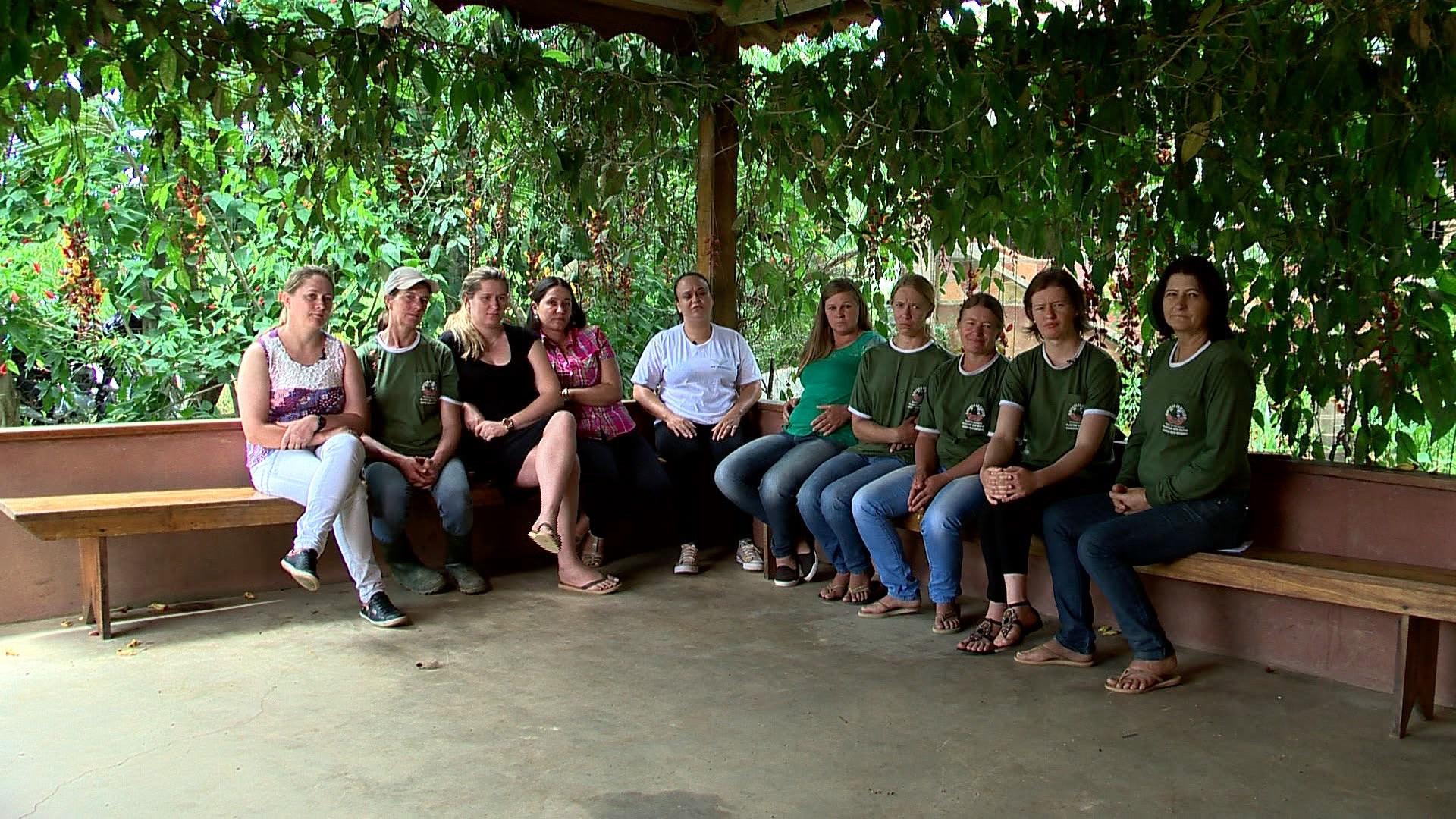 a Associação Amparo Familiar (Foto: Divulgação/ TV Gazeta)