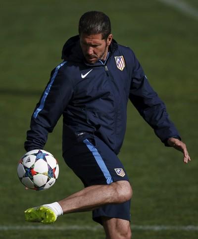 Diego Simeone Atlético de Madrid (Foto: Reuters)