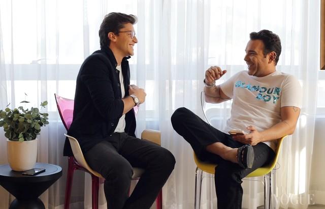 Klebber Toledo fala sobre carreira e namoro com Matheus Mazzafera (Foto: Divulgação)