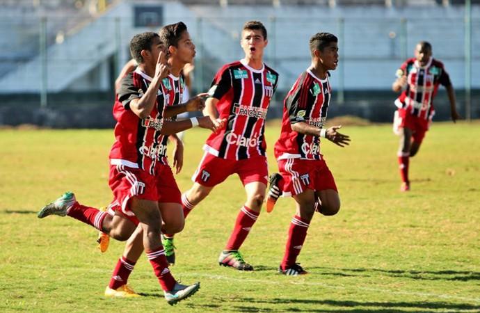 Botafogo-sp sub-15 sub-17 (Foto: Rogério Moroti/Ag. Botafogo)