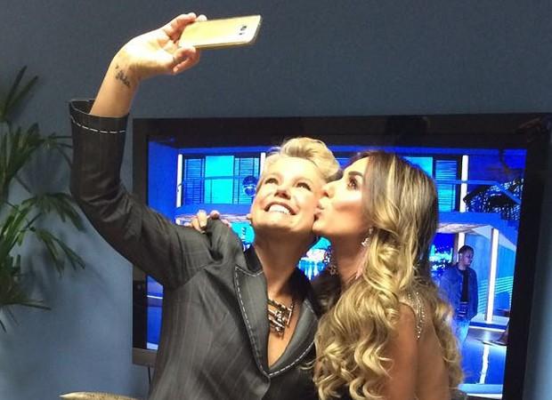 Xuxa e Nicole Bahls (Foto: Divulgação)