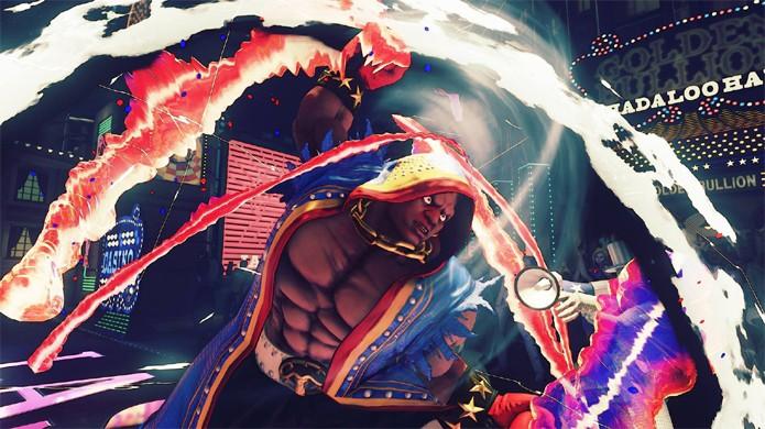 Street Fighter 5 recebe o clássico boxeador Balrog em nova atualização (Foto: Reprodução/Event Hubs)
