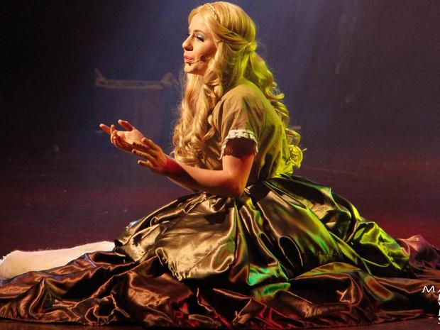 Musical Cinderella chega a Campinas (Foto: Matheus Alves)