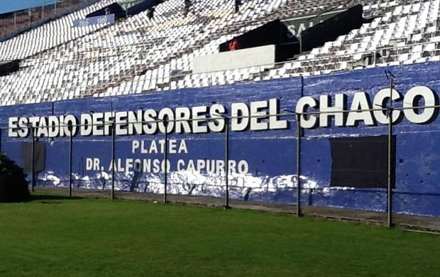Estádio Defensores del Chaco (Foto: Rodrigo Fuscaldi)