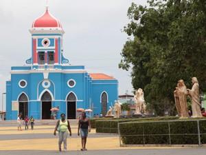 Ribamar foi selecionado para o projeto Cidades Digitais (Foto: Douglas Junior/O Estado)