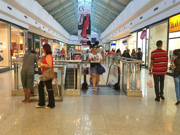 Maceió Shopping (Foto: Divulgação)