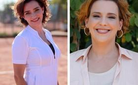 Rivais em 'A Vida', Ana Beatriz e Gisele Fróes falam das megeras Eva e Vitória