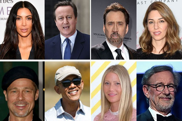 Quando o mundo é um ovo, o universo das celebridades apresenta estranhos parentescos (Foto: Getty Images)