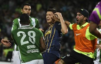 Herói do Atlético Nacional diz que vibração foi resposta a insulto racista