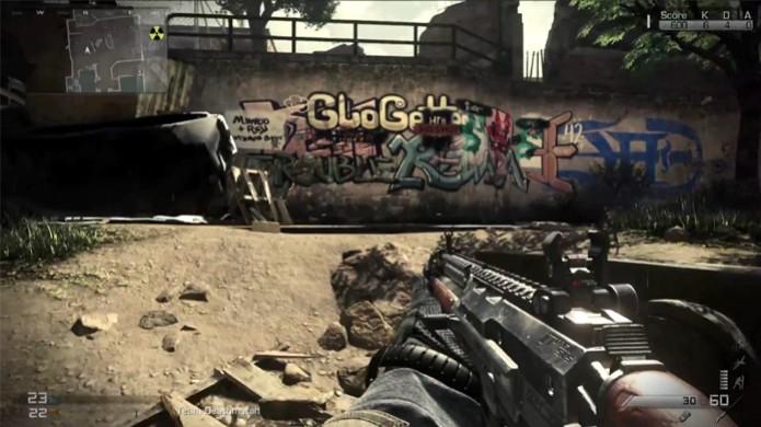 Novos mapas e armas são destaque do DLC Onslaught de Call of Duty: Ghosts (Foto: Reprodução)