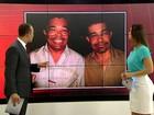Gêmeos baleados em Cosme de Farias são enterrados na Bahia