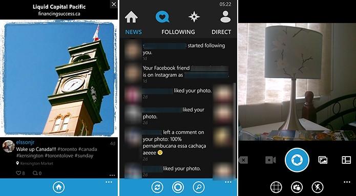 6tag é um cliente do Instagram completo com suporte a todas as funções da rede social (Foto: Reprodução/Elson de Souza)