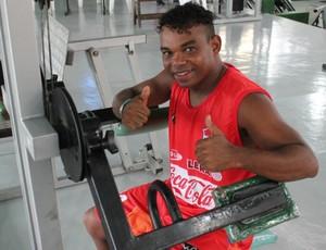 Carlinhos Bala, Fast (Foto: Alírio Lucas)