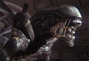 Não é possível escapar deste monstro em 'Alien: Isolation' (Foto: Divulgação/Sega)