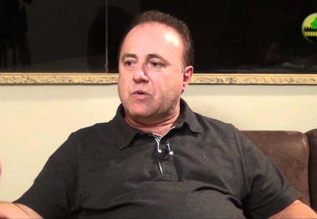 Mario Celso Lopes, ex-sócio da Eldorado Celulose (Foto: Reprodução/YouTube)