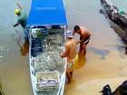 Fiscalização apreende mais de 350kg de pescado ilegal no sudoeste do Pará