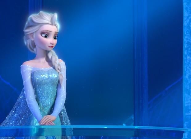 Princesa Elsa de Arandelle, de Frozen (Foto: Divulgação)
