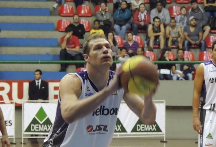 Daniel Alemão Mogi das Cruzes (Foto: Thiago Fidelix)