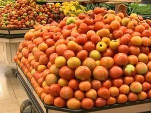 Preço do tomate subiu 25% em Curitiba no mês de maio, segundo o Dieese (Foto: Reprodução/ RPC)