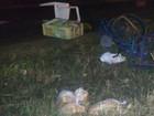 Feirante de 60 anos morre após ser atropelado por carro em Vilhena, RO