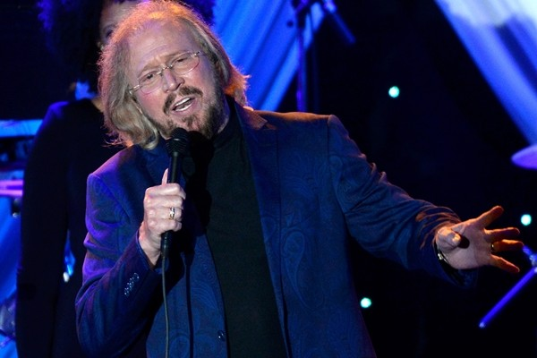 Barry Gibb  (Foto: Getty Images)