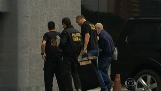 Justiça Federal expediu 12 mandados de prisão contra executivos. (Foto: Reprodução/ Jornal Hoje)