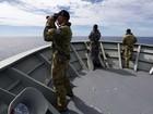 Premiê australiano está 'certo' de que sinal captado é de avião sumido