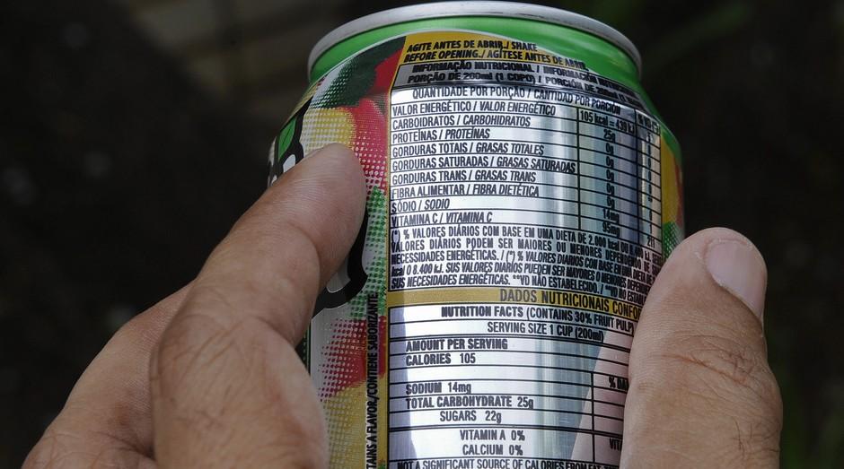 Anvisa planeja mudar forma que as informações nutricionais dos produtos estão exibidas (Foto: Senado Federal/Flickr)