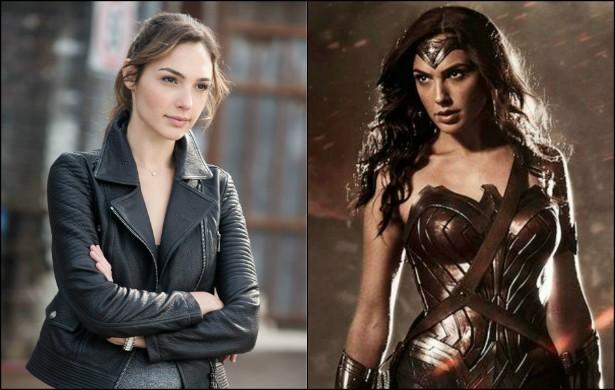A israelense Gal Gadot, de 29 anos, vai interpretar a Mulher Maravilha em 'Batman e Superman: Alvorecer da Justiça', além de estrelar um filme solo da heroína em 2017. Porém, por enquanto, é lembrada mesmo como a Gisele da franquia 'Velozes & Furiosos'. (Foto: Divulgação)