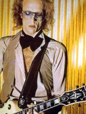 O músico Bob Welch em 1979 (Foto: Divulgação)