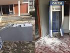 Bando rende vigia e tenta arrombar caixa eletrônico de clube em Teresina