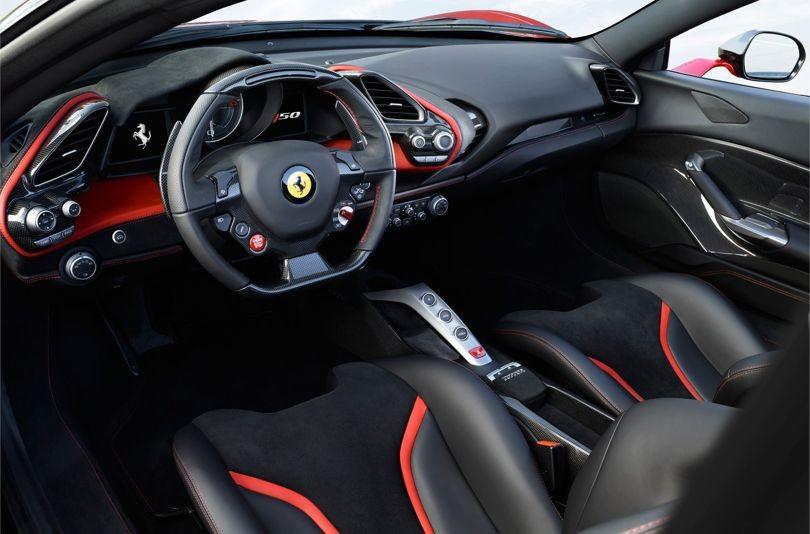 Ferrari J50 (Foto: Divulgação/Ferrari)