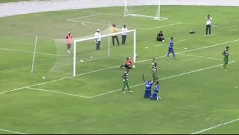 Confira o gol da vitória do CSA em  amistoso contra o Murici