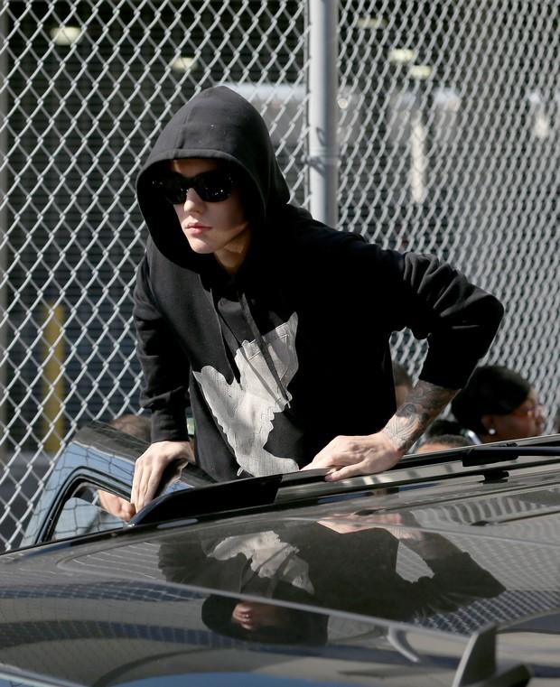 Bieber (Foto: JOE RAEDLE / GETTY IMAGES NORTH AMERICA / AFP)