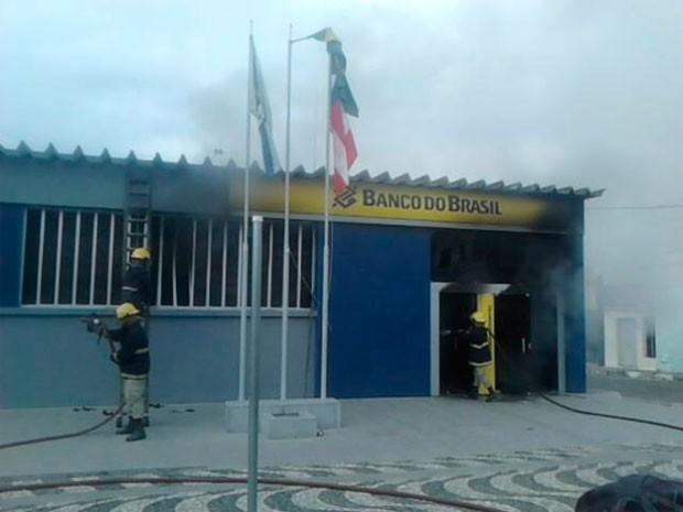 incêndio (Foto: Agenor Filho/Arquivo Pessoal)