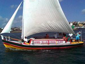 Saveiro deverá ser colocaod à disposição de baianos e turistas, diz um dos donos. (Foto: Associação Viva Saveiro/Divulgação)