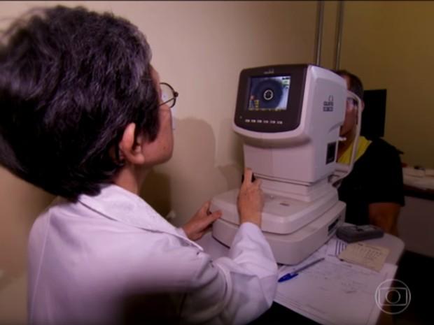 Prefeitura de Valinhos abre inscrições para oftalmologista (Foto: Reprodução/TV Globo)