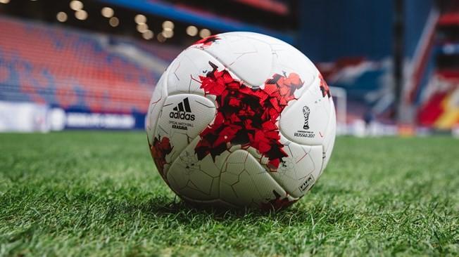 Krasava Bola Copa das Confederações (Foto: Divulgação / Fifa)