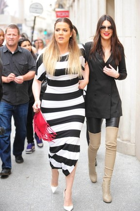 X17 - Khloe Kardashian (Foto: X17 / Agência)