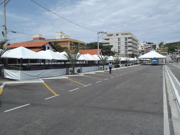 festival de lula em arraial do cabo (Foto: Heitor Moreira/G1)