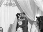 Bella Falconi se casa com empresário mineiro em Orlando, na Flórida