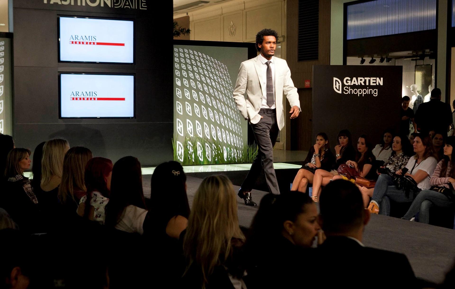 Aramis mostrou tendências para homens (Foto: José Luiz Somensi/Divulgação)