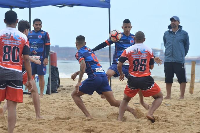 1ª etapa do Vitória Beach Soccer Cup 2017 começa neste sábado, no Tancredão (Foto: Divulgação/WABS)
