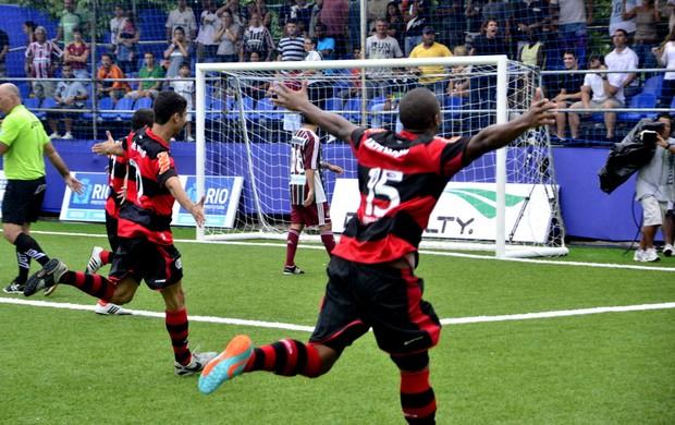 Flamengo vence o Fluminense na final do segundo turno do Carioca 2 (Foto: Davi Pereira/Jornal F7)
