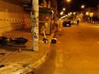 Motociclista morre em acidente na Avenida 24 de Outubro, em Goiânia